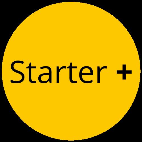 Logo starter + Sempleo